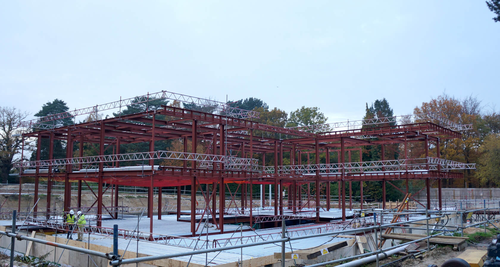 Geeta House Steel Structure 4