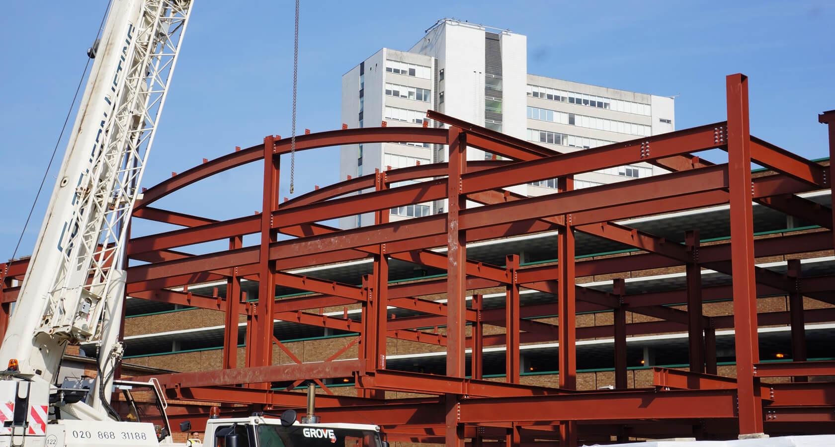 Bracknell Structural Steel 1